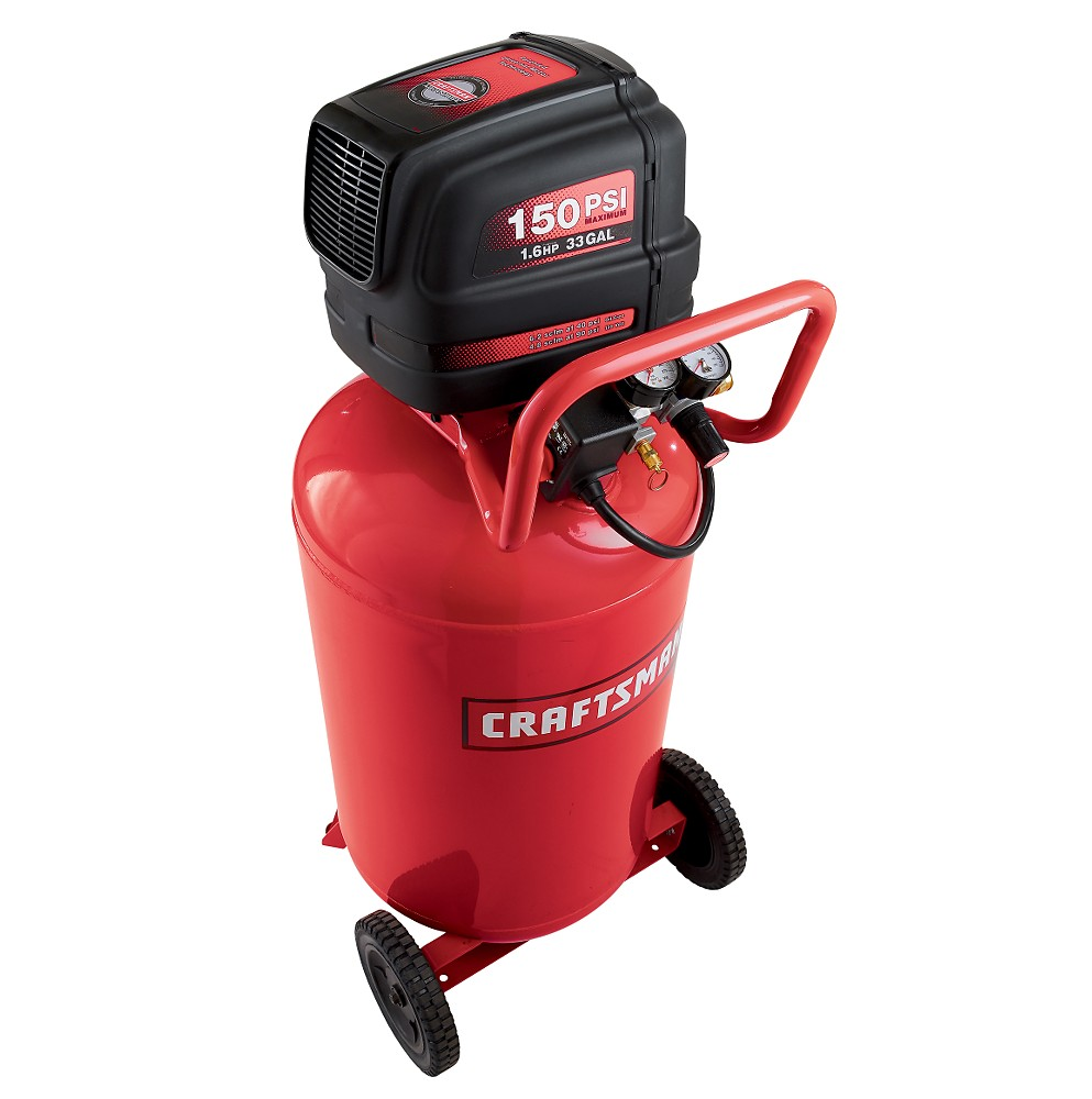 SEARS - Craftsman 33g Air Compressor : $279.99