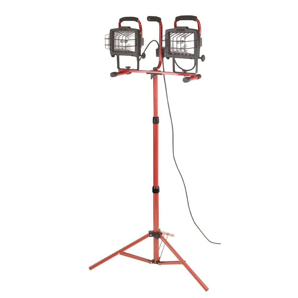 Craftsman 1000 watt Tripod Light with Portable Stand