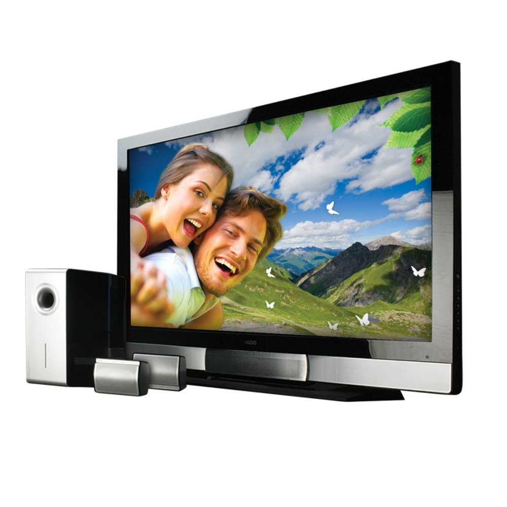 Vizio JV50PHDTV10A 50 inch Plamsa HD TV With Surround Sound Speakers   $1,265 Shipped