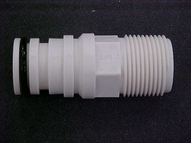 7278442 Water Softener 1-in. Installation Adapter Tube at Sears.com