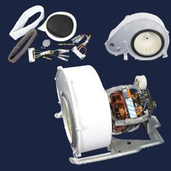 Dryer Blower Motor and Fan Kit