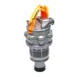 Vacuum Cyclone Assembly (Trans-Orange)