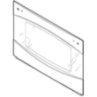 Wall Oven Door Outer Panel