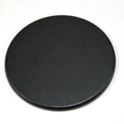 Range Surface Burner Cap (Black)