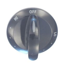 Range Surface Burner Knob