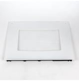 Range Oven Door Outer Panel Assembly (White)