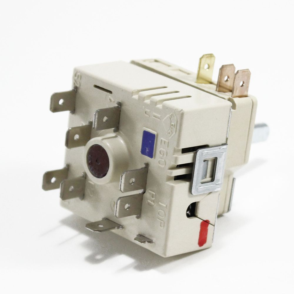 Cooktop Element Control Switch