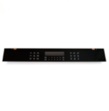 Wall Oven Touch Control Panel (Black)