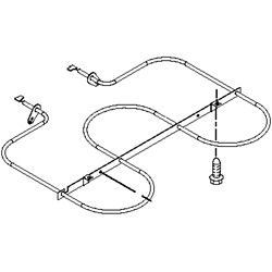 Range Warming Drawer Element