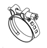 Dishwasher Hose Clamp