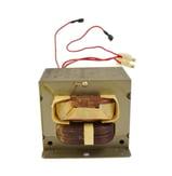 Microwave High-Voltage Transformer