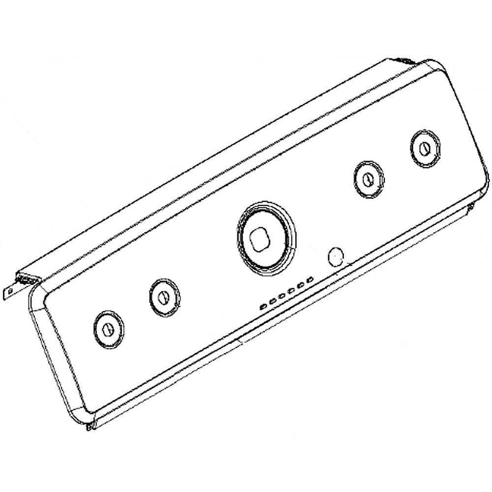 maytag-W10692538-Washer Control Panel