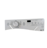 Washer Control Panel Assembly