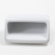 Dryer Door Handle (White)