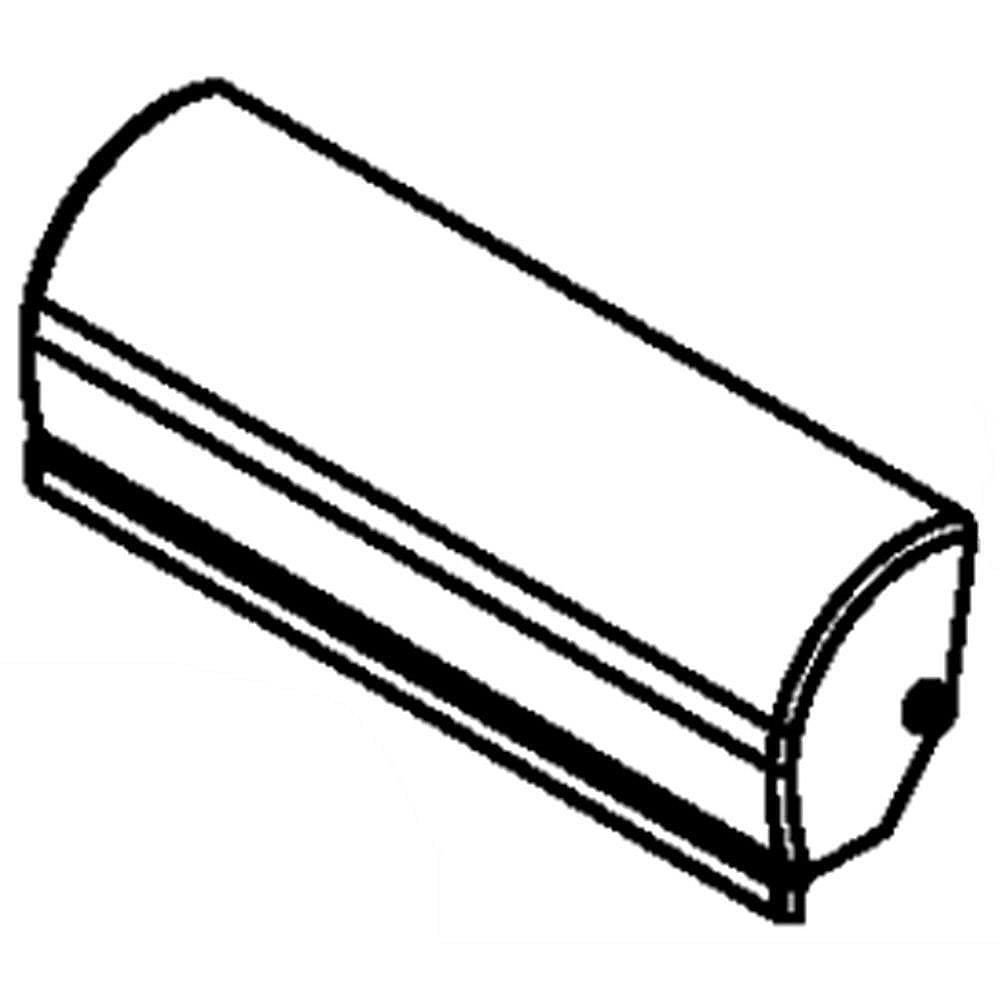 Refrigerator Dairy Bin Cover