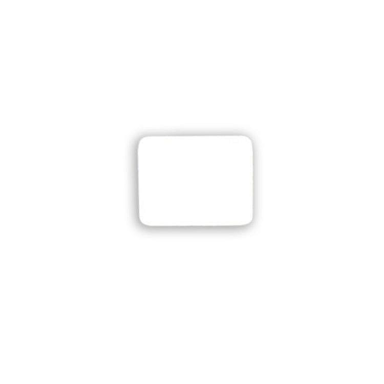 Refrigerator Door Handle Screw Cover (White)