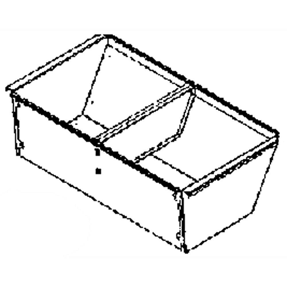 bosch-00798531-Refrigerator Freezer Drawer