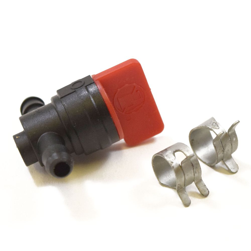 Snowblower Fuel Line Shut-Off Valve