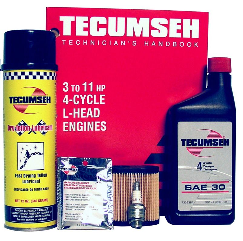 Lawn & Garden Equipment Engine Maintenance Kit
