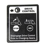 Drive Label